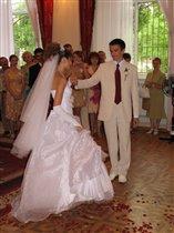 наш первый танец