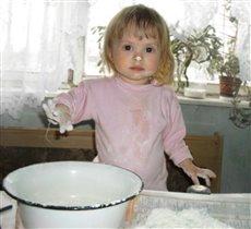 маленькая повариха ;)))