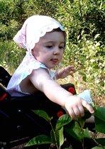Очень юный ботаник