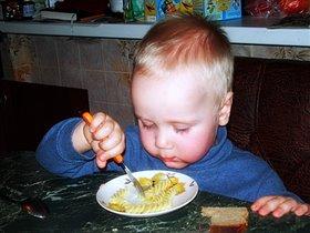 Люблю я макароны!