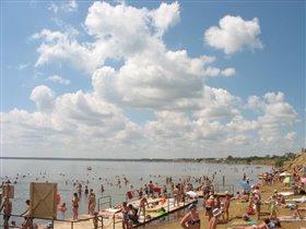 Озеро Большое Яровое