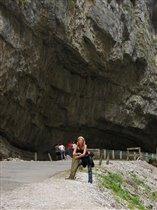 Ущелье Каменый Мешок в Абхазии