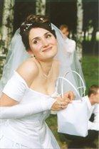 Невеста - кокетка :)