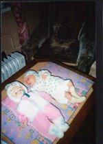 Первая кукла-какая большая!Дочка Полюшка,кукла Алиса.