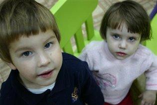 Иван (2002 г.р.) да Марья (2004 г.р.)