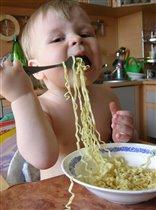 люблю я макароны