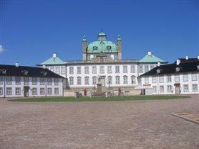 Еще один замок - Фреденсборг