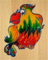 попугайка - тоже мебельный ;)