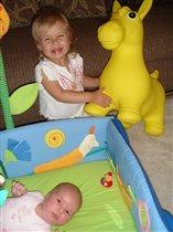 Наши дети:)))