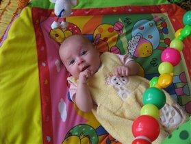 Софье 2 месяца