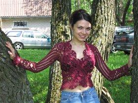 Жакетик с запахом Сarlos Miele Весна 2006
