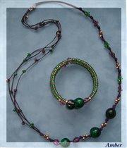 зелёно-фиолетовая ассиметрия