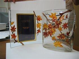 Комплект 'Осенние листья'