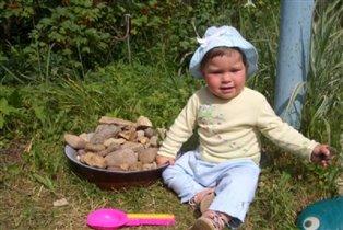 Ну, какие же тяжелые эти камни!