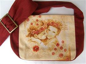 Летняя сумка 'Любовь' (Lanarte)