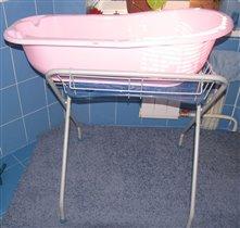 ванна со стойкой