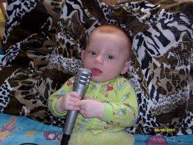 как я люблю петь,когда мама поёт