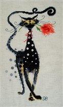 Джаспер, хотя для меня это Кот из мульта про котенка Гав