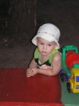 мой сынулька лапотулька
