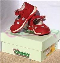 Туфельки Orsetto 22 размер