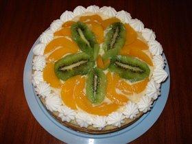 Торт на первый День рождения!