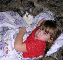 Мой любимый кот