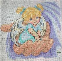 Ангелок в руке