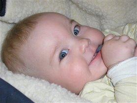 Первые зубки, 5 месяцев