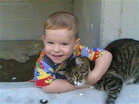 я люблю кошек!