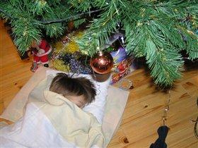 Сон под Елкой :))