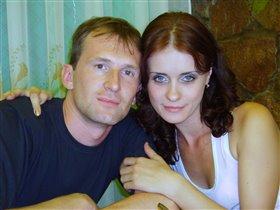 Я и моя жена Надежда