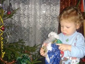 Дед Мороз, а в мешке у тебя должны быть подарки!!!