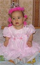 принцесса Лилия на новогоднем балу