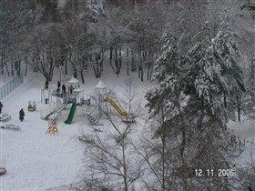 Ах, Зимушка-зима!