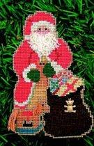 Toy Bag Santa