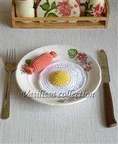 Завтрак для малыша :)