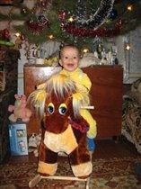 Ура!!!Вот какую лошадку мне подарили!