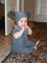 Мой любимый мышонок-вкусный-хвостик