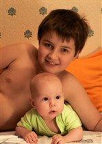 моя двойная гордость ))
