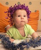 моя куколка Антошка )))