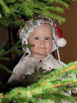 Рождественский гномик