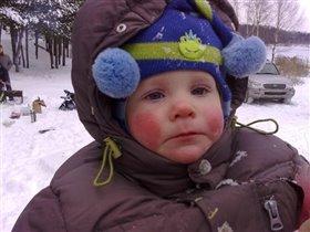 Снеговичок:-)