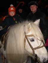 Егорушка на лошадке