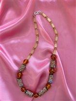 Бусы из Trade Beads