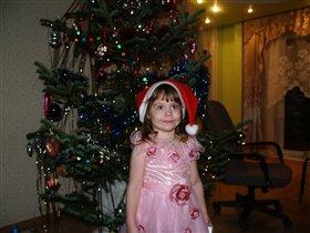 'Дед Мороз свою шапочку забыл... А я в ней очень хороша ...'