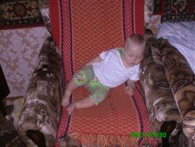 Хорошо спать в кресле