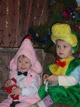 Дино и Мышонок :)