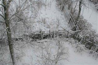 снежная Электросталь