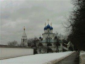 Зима в Коломенском...