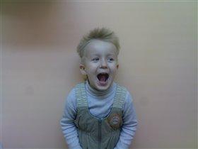 Вовочка Сидякин, 3 года